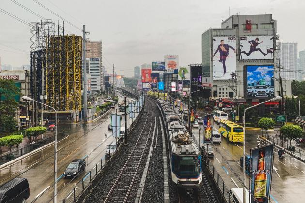 EDSA, Mandaluyong, Metro Manila, Philippines